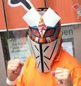 富士宮プロレス選手ヤキソバ戦士 ソバンゲリオン